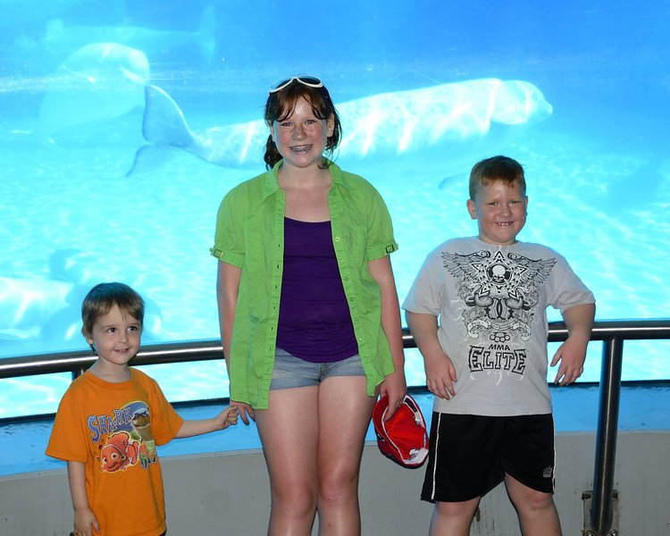 Marineland 2011 with jones's